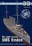 The Light Cruiser SMS Emden (Super Drawings in 3d)