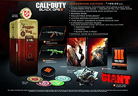 Call of Duty: Black Ops III - Juggernog Edition - PlayStation 4