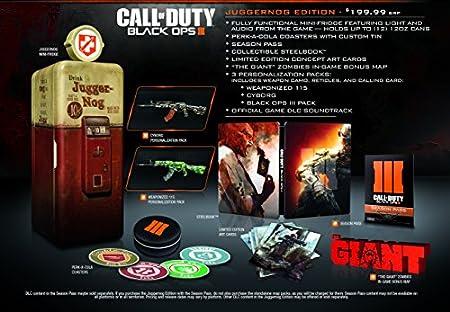 Call of Duty: Black Ops III - Juggernog Edition - Xbox One