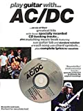 echange, troc AC/DC - Partition : AC/DC play guitar with + CD