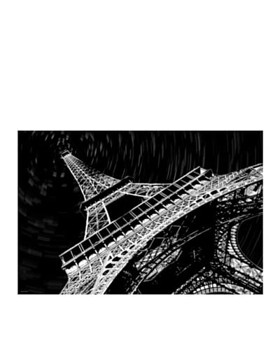 Maxwell Dickson Eiffel Tower Canvas Art As You See