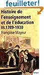 Histoire g�n�rale de l'enseignement e...