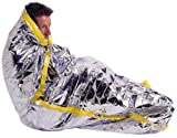 Mylar Aluminized Emergency First Aid / Survival Sleeping Bag (84″ x 36″)