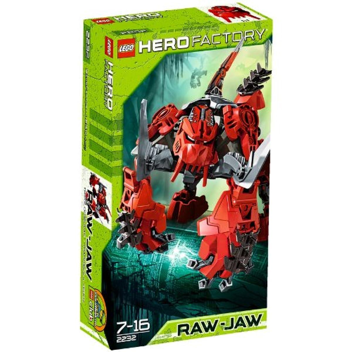 [해외] LEGO 2232 RAW-JAW (레고 히어로팩토리 로우죠)해외 한정품-294888