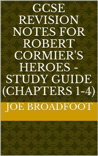 heroes by robert cormier gcse essay
