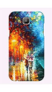 Unicraft Back Cover for Samsung Galaxy J5 (3D Printed Multicolor)