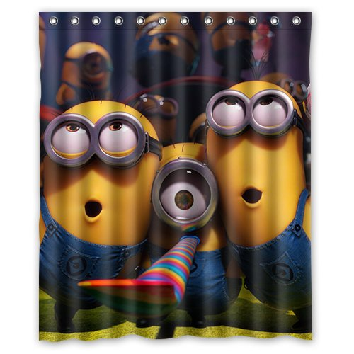 Minion Waterproof Fabric