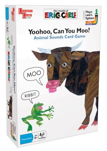 Cheap University Games Yoohoo, Can you Moo? Card Game (B002T173SA)
