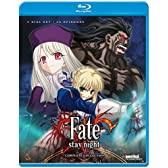 Fate/stay night -フェイト/ステイナイト-:コンプリート・コレクション 北米版 / Fate / Stay Night TV: Complete Collection [Blu-ray][Import]