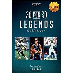 ESPN Films 30 for 30 - Legends Collection
