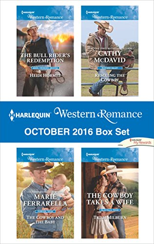 harlequin-western-romance-october-2016-box-set-the-bull-riders-redemptionthe-cowboy-and-the-babyresc