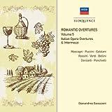 Romantic Overtures, Vol. 5: Italian Opera Overtures & Intermezzi