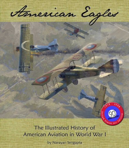 American Eagles - US Military Aviation in World War I