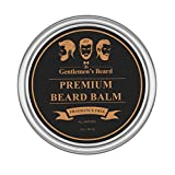 The Gentlemen's Beard  Premium Beard Balm - 2 oz