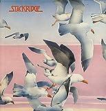 Stackridge - Red/Purple label