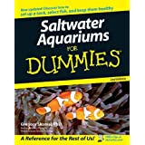 Saltwater Aquariums For Dummies ~ Gregory Skomal