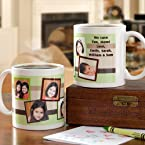 Mothers Day Gifts Personalized Photo Mug for Mom