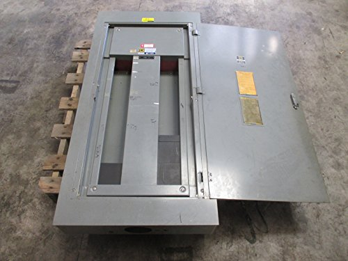 Square D 400 Amp 3P 4W 480/277 V Mlo Type Hcn I-Line Panel Hcn-55543 400A