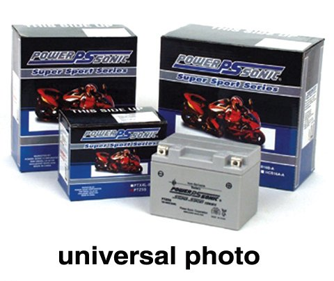 Power-Sonic (PTX20L-BS) Sealed Maintenance Free Powersport Battery