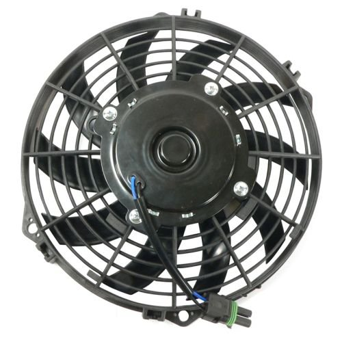 2000 2001 2002 2003 Bombardier Can Am Traxter 500 Cylinder: Radiator Cooling Fan Motor Assembly For Polaris Can-Am Atv