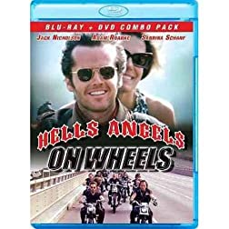 Hells Angels on Wheels [Blu-ray]
