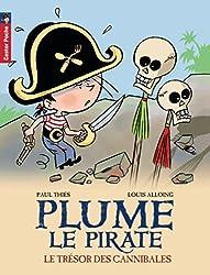 Plume le pirate, Tome 7 : Le trésor des cannibales