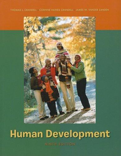 Human Child Development front-636256