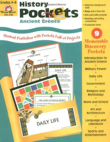 History Pockets: Ancient Greece PDF