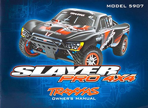 Owner Manual Slayer 4x4