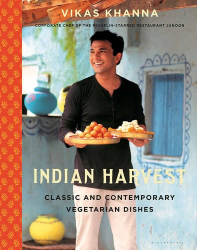 Download Indian Harvest: Classic and Contemporary Vegetarian Dishes