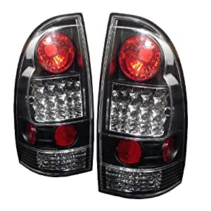 Spyder Auto Toyota Tacoma Black LED Tail Light