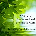 A Week on the Concord and Merrimack Rivers (       UNABRIDGED) by Henry David Thoreau Narrated by Jim Killavey