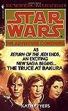 The Truce at Bakura (Star Wars) (0553568728) by Tyers, Kathy
