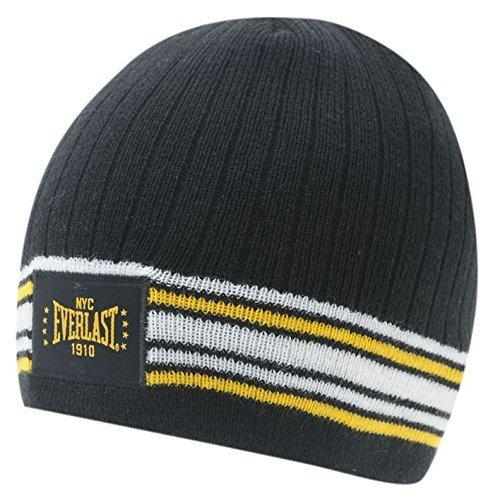 everlast-beanie-cappello-invernale-nero-taglia-unica