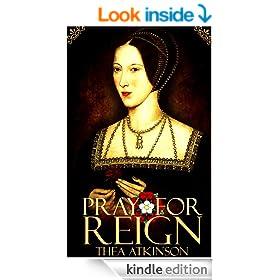 Pray for Reign (an Anne Boleyn novel)