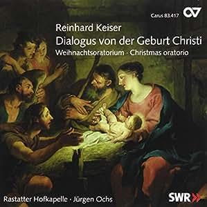 Dialogus Von Der Geburt Christ