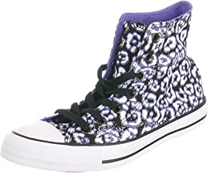 Converse CT Hi Tops Women's Sneakers 8 B(M) US BLACK/NIGHTS