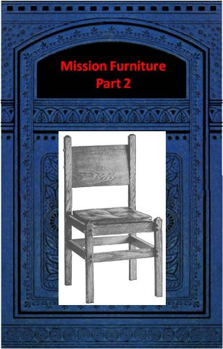 Mission Furniture How to Make It Part Two