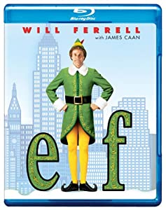 Elf Blu-ray from New Line Home Video
