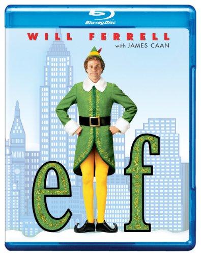 51m90NIV4oL Elf [Blu ray]