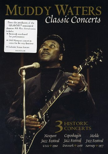 Muddy Waters: Classic Concerts (Muddy Waters Dvd compare prices)