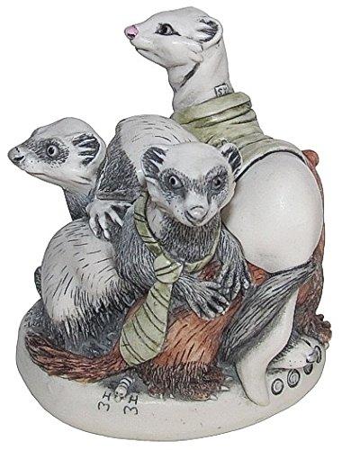 Ferrets Figurine<br>Harmony Kingdom