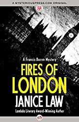 Fires of London (The Francis Bacon Mysteries)