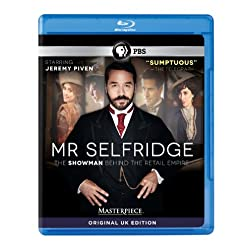 Masterpiece Classic: Mr. Selfridge (UK Edition) [Blu-ray]