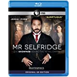 Masterpiece Classic: Mr. Selfridge (UK Edition) [Blu-ray]