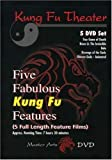 echange, troc Kung Fu Theater: Five Fabulous Features [Import USA Zone 1]