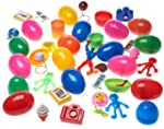 36 Toy Filled Easter Eggs With Pair o...