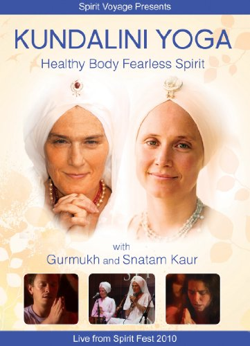 Kundalini Yoga: Healthy Body Fearless Spirit [DVD] [NTSC]