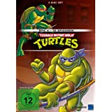 "Teenage Mutant Ninja Turtles - Box 4 [6 DVDs]von ""Joe DiStefano"""