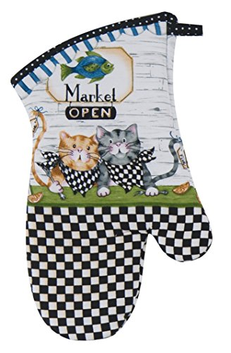 Kay Dee Designs R3065 Fish Market Oven Mitt (Oven Fish compare prices)